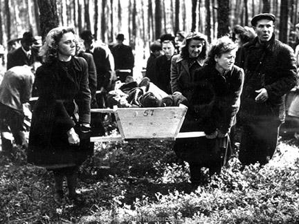 Holocaust wedding